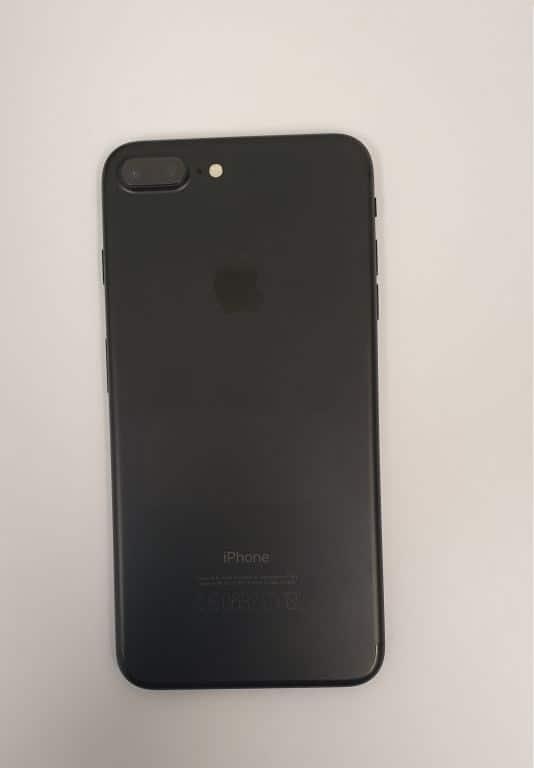 Apple iPhone 7 Plus 256GB Zwart