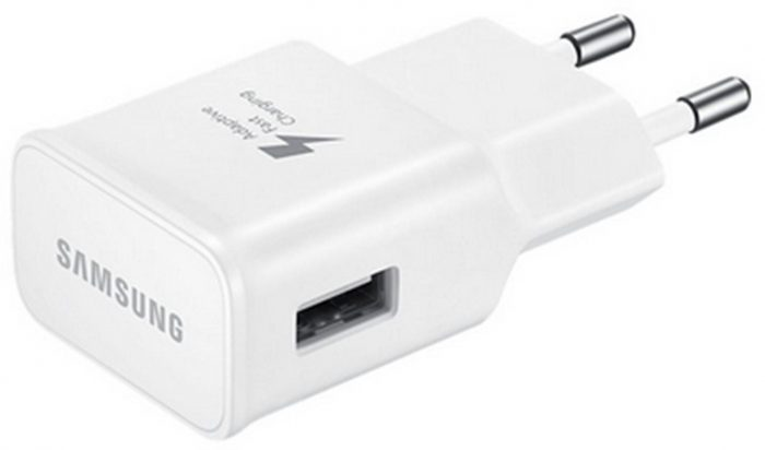 Samsung Adaptive Fast Charging Travel Charger incl. USB-C Cable 15W White