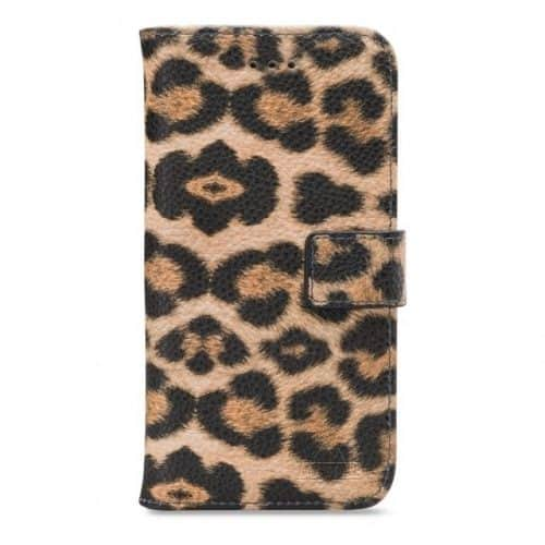 My Style Flex Wallet for Samsung Galaxy A70 Leopard