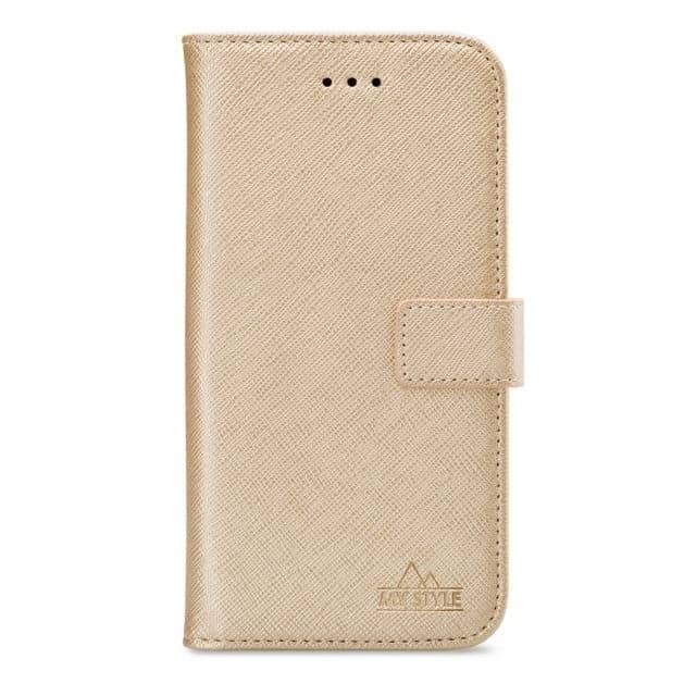 My Style Flex Wallet for Samsung Galaxy S20 Ultra Gold