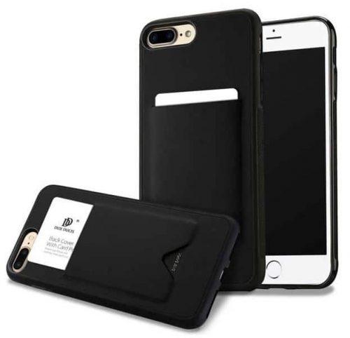 DUX DUCIS iPhone 7/8 Plus Pocard Series zwart