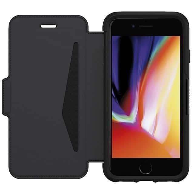 OtterBox Strada Apple iPhone 7/8/SE (2020) Shadow Black